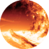 Solar flares could destroy earth life
